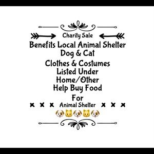 ♥️Animal Shelter It all goes to charity ♥️